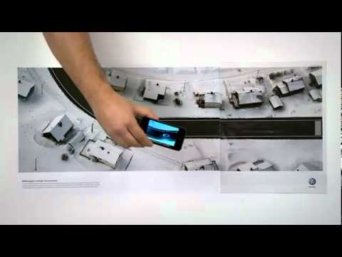 Volkswagen: Print Ad Test Drive