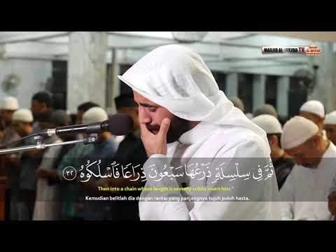 new-ramadan-2018┇salatut-taraweeh-amazing-crying┇muhammad-taha-al-junaid-surah-haqqah-by-holy-quran
