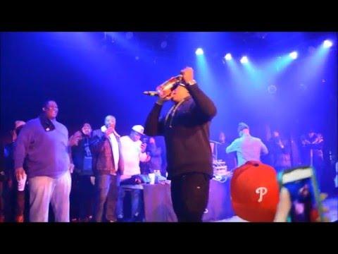 Jadakiss live in concert 01/28/16