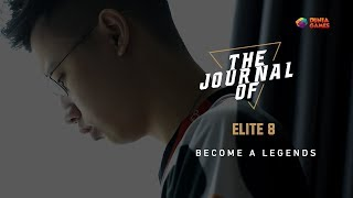 THE JOURNAL OF - Elite 8 | Vainglory World Championship 2017
