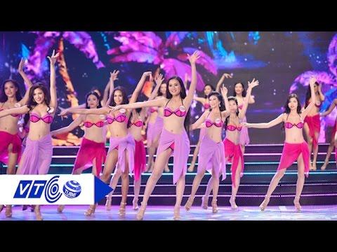 Hoa hậu Việt Nam 2016: Eo to, chân ngắn, đùi bự | VTC