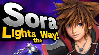 What If Sora Joined Smash Ultimate?