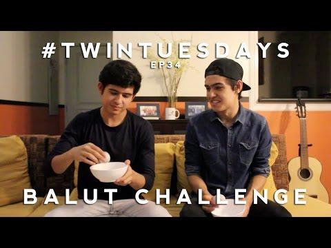 Perkins Twins #TwinTuesdays - Balut Challenge