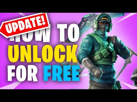 *UPDATE* HOW TO GET GEFORCE BUNDLE FOR FREE IN FORTNITE! NEW Counterattack Skin