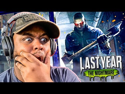 CAN WE SURVIVE THE NIGHT?! Last Year: The Nightmare (Livestream)