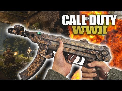 Call of Duty WW2 Multiplayer - 50+ KILL GAMES & DOUBLE XP!! (COD WW2 Multiplayer Gameplay)
