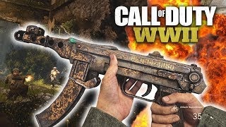 Call of Duty WW2 Multiplayer - PRESTIGE 1, 50+ KILL GAME & DOUBLE XP! (COD WW2 Gameplay)