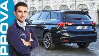 Fiat Tipo Station Wagon | Come va quella familiare