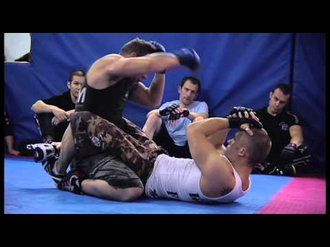 Keysi Fighting Method: MMA Training Seminar Part 2