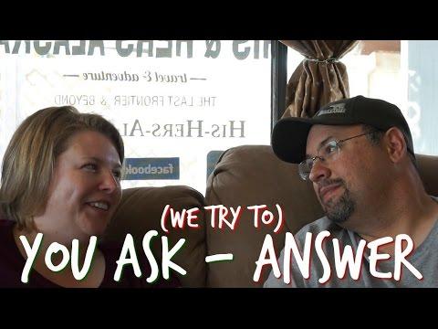 Q & A ~ RVing San Felipe BC, Mexico