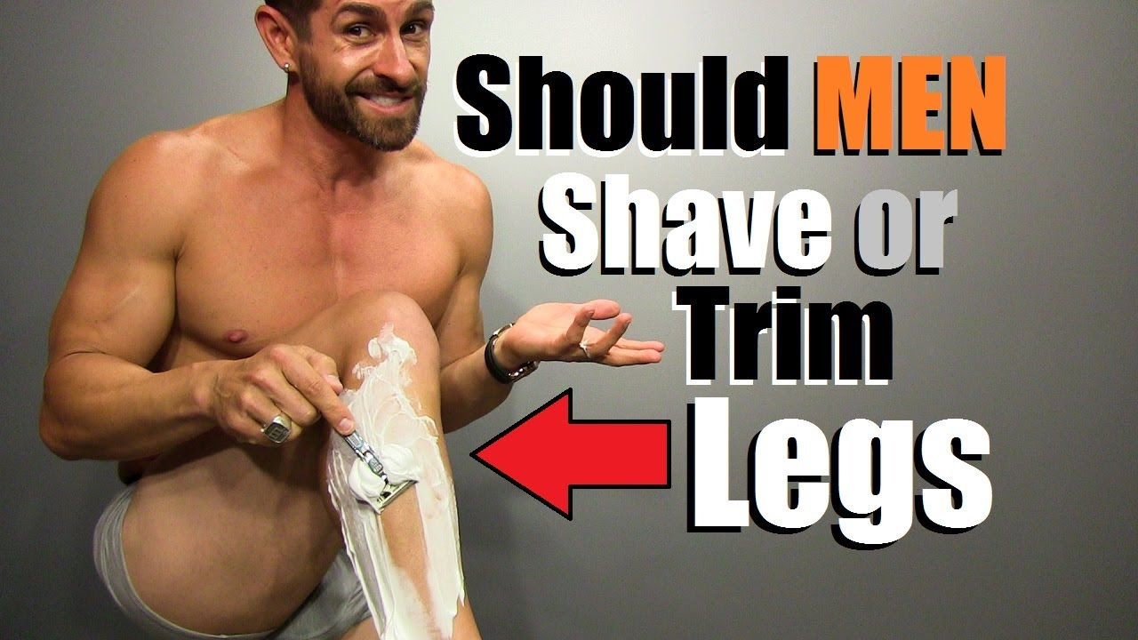Photos of totally shaved men