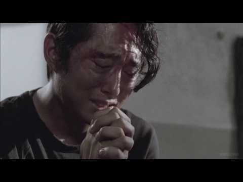 Glenn Rhee Tribute - Never Too Late [HD]