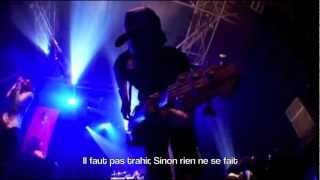 Pleymo - Kubrick + Tank club  (Concert au Zénith de Paris 2004) with lyrics