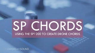 Live Chord Drones With Your Hardware Sampler – EMU SP1200