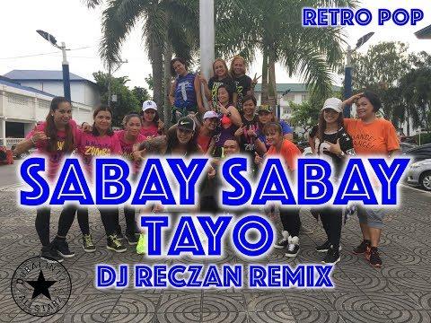 Sabay Sabay Tayo Dj Reczan Remix | Retro | Alfredo Jay