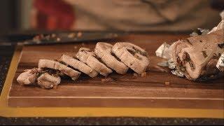 Рулет из курицы рецепты от ШЕФМАКЕТ