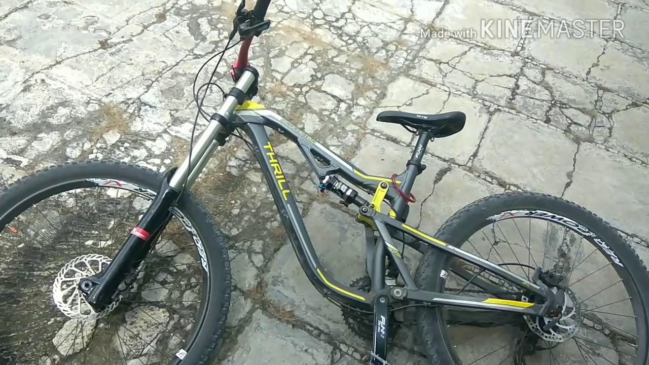 Harga Jual Sepeda Thrill Ricochet 50