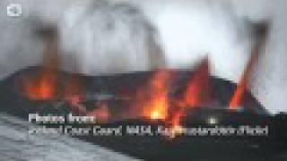 Iceland's  Eyjafjallajokull volcano erupts: 15 April 2010 photographs