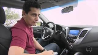 Auto Esporte testa o Hyundai Veloster.flv смотреть