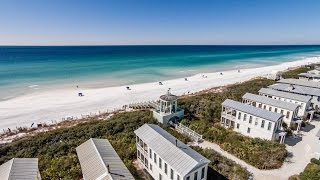 Seaside Florida 1br Gulf Front Vacation Rental Cottage, Beachfront 9 - Gift By The Sea