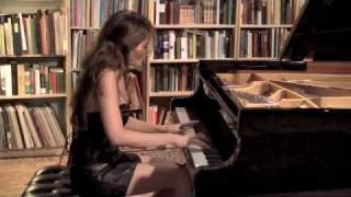 Lola Astanova plays Rachmaninoff Moment Musicaux Op. 16, No. 4