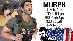 The Murph... Annual Memorial Day Workout