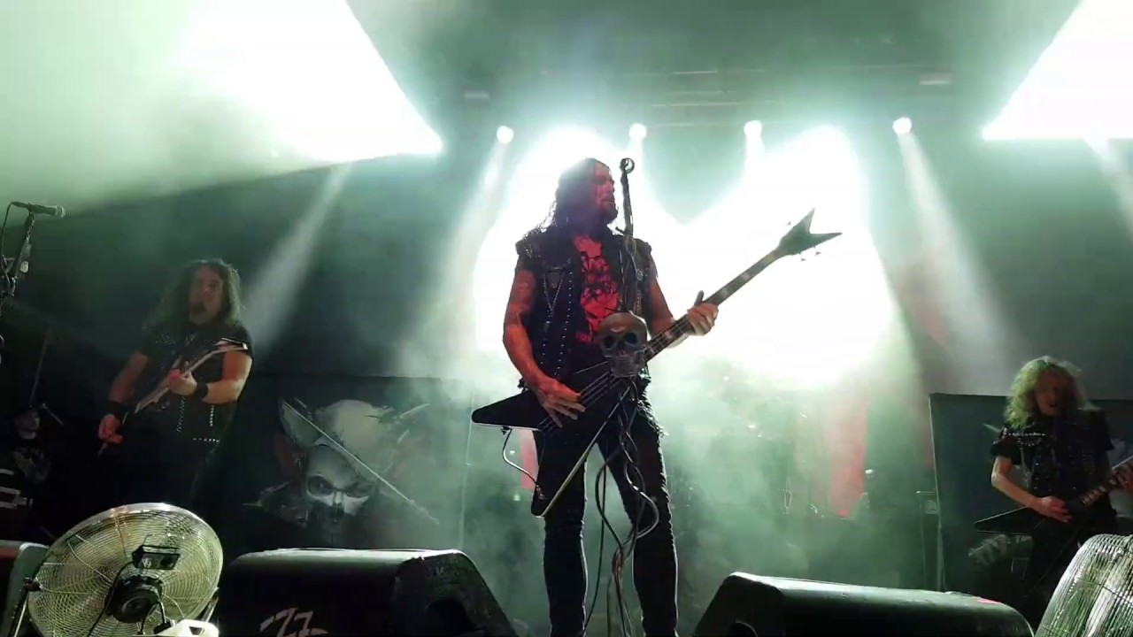 Watch Destruction perform live in Switzerland this past weekend | NextMosh:  Rock and Metal News