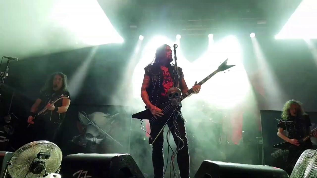 Watch Destruction perform live in Switzerland this past weekend | NextMosh:  Rock and Metal News