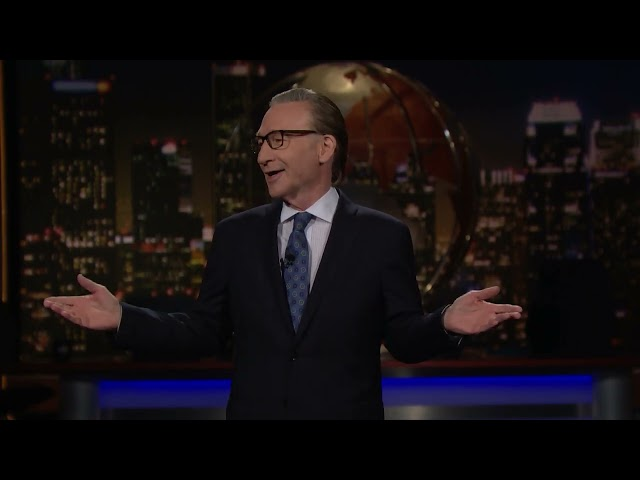 Monologue: Til Debt Do Us Part   Real Time with Bill Maher (HBO)