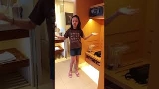 싱가폴 팬퍼시픽 호텔 리뷰 Singapore Pan P…