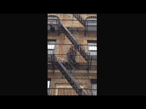 Safety bars code repair welding Fire Escape Painting Manhattan