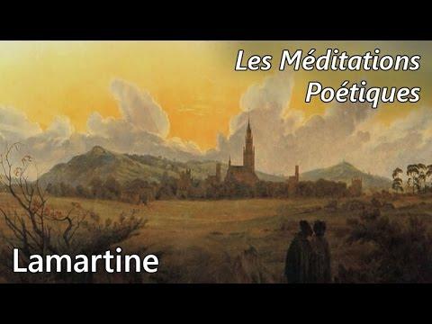 Lamartine, Méditations Poétiques - Le Lac (explication de texte)