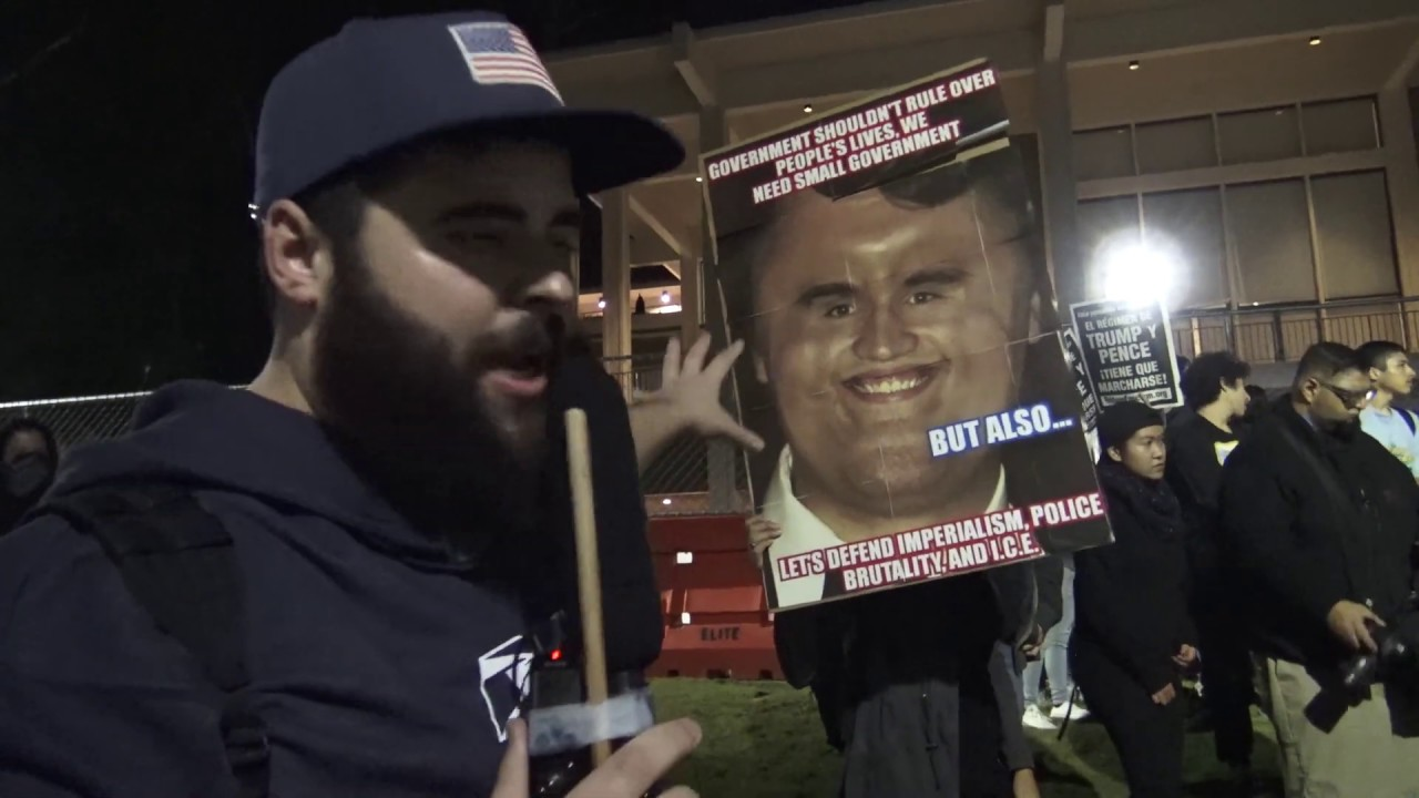 ANTIFA Tries to Shut Down Charlie Kirk and Candace Owens at CSULB Campus Clash