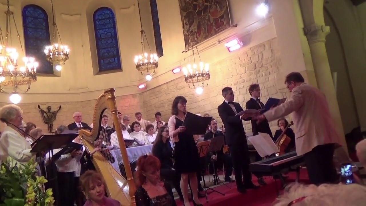 oratorio de noel paris 2018 7  Trio «Tecum principium», Oratorio de Noël de Saint Saëns (Rosny  oratorio de noel paris 2018