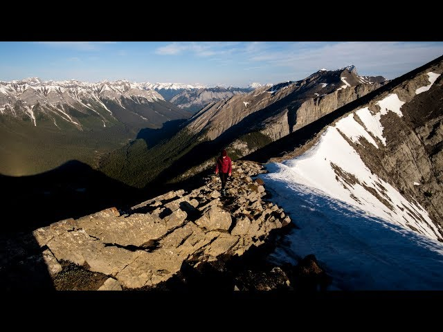 Randonnées et escalade à Banff & Canmore -  [Vlog #2]