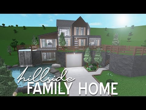 ROBLOX | Bloxburg: Hillside Family Home 96k