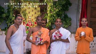 Sri Sri Radha Madhav Jhulan Yatra Festival 2020