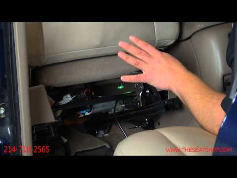 CHEVY/GMC SEAT HEATER TROUBLESHOOTING