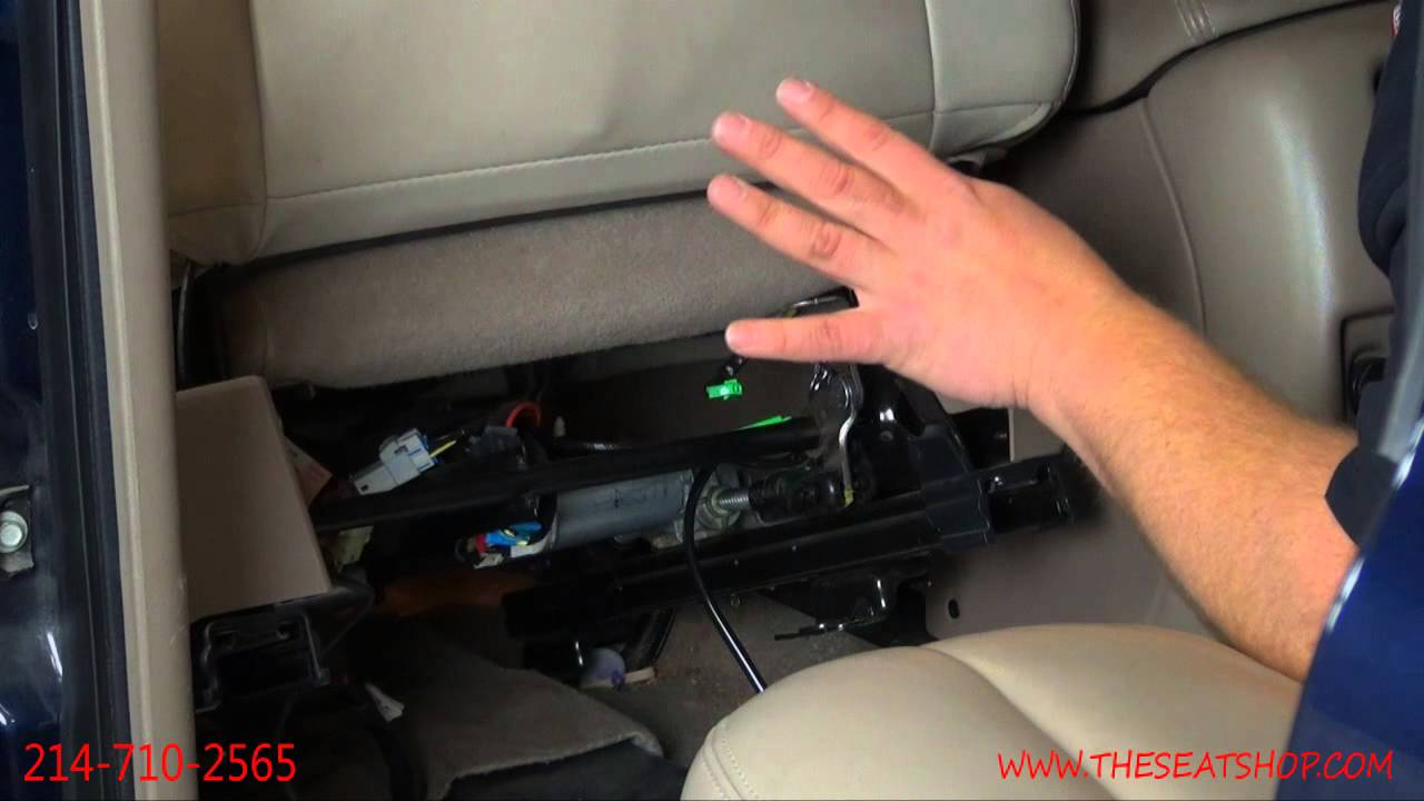 Chevy Gmc Seat Heater Troubleshooting Youtube 2004 Chevrolet Suburban Fuse Diagram