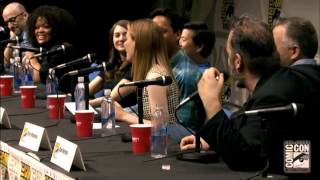 Community Comic-Con Panel 2013
