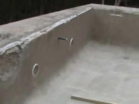 Construcion de mi piscina youtube - Como se construye una piscina ...