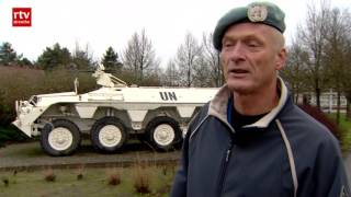 UNIFIL veteranen krijgen Nobelprijs-insigne in Havelte