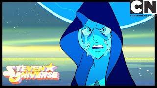 Blue Diamond Fights | Steven Universe | Reunited | Cartoon Network