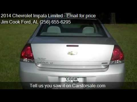 Cook Chevrolet Elba Al >> 2014 Chevrolet Impala Limited For Sale In Elba Al 36323 At
