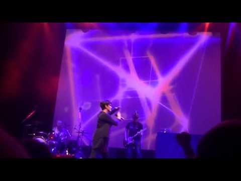 Kosheen - live @ april 12 2014 - Russia, Moscow, ГлавClub [Shot by Deefrex]