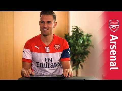 Aaron Ramsey: Arsenal Albums
