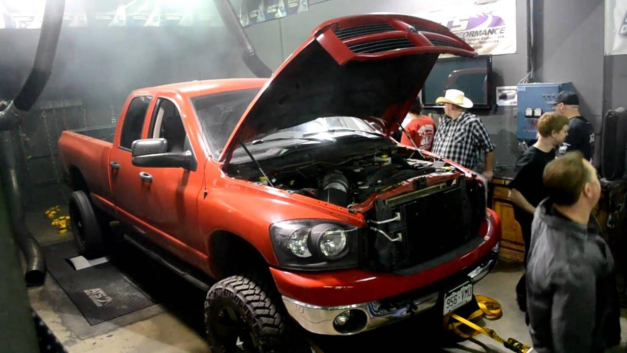 06 Dodge Cummins ATS Aurora Turbo
