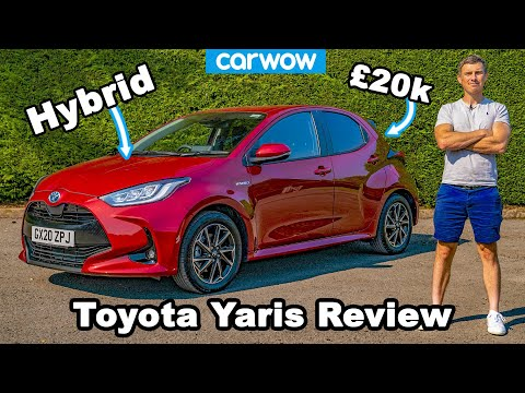 Toyota Yaris 2021 review – see how it's better than a Polo or Fiesta!
