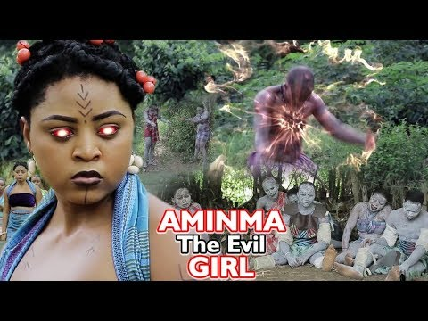 Aminma The Evil Child 1&2 - {New Movie}Regina Daniels 2018 Latest Nigerian Nollywood Movie Full HD