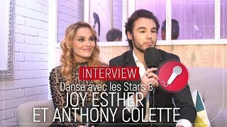 Joy Esther veut rendre son compagnon fier en participant à Danse avec les stars